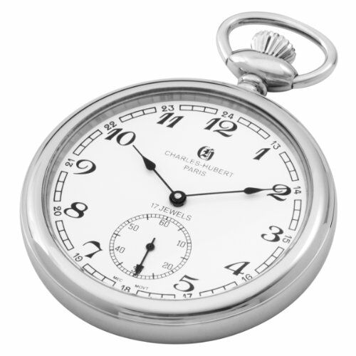 Open Face Pocket Watch Buying Guide