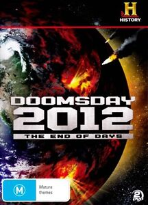 Doomsday 2012 - End Of Days (DVD, 2012)