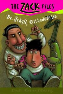 Zack-Files-05-Dr-Jekyll-Orthodontist-by-Greenburg-Dan-Davis-Jack-E