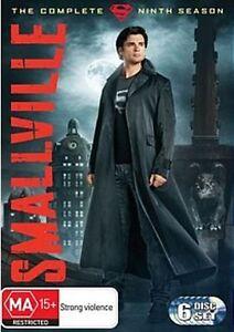Smallville : Season 9 (DVD, 2011, 6-Disc Set)