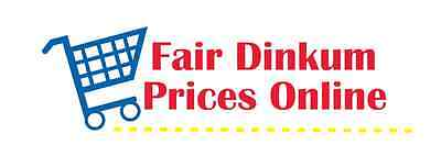 Fair Dinkum Prices Online