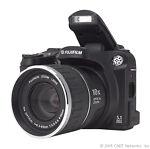 Fujifilm FinePix S5200 5.1 MP Digital SLR Camera - Black (Body Only)