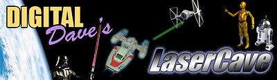 Digital Dave's Laser Cave
