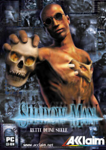 PC CD-Rom Spiel - Shadow Man - Bauerbach, Deutschland - PC CD-Rom Spiel - Shadow Man - Bauerbach, Deutschland