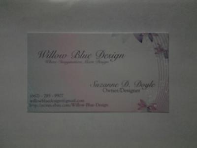 Willow Blue Design