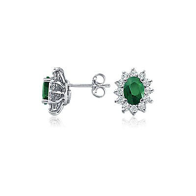 Emerald and Diamond Earrings Buying Guide