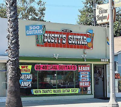 Dusty's Guitar Kingdom