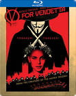 V For Vendetta (Blu-ray Disc, 2012, Steelbook)