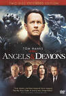 Angels & Demons (DVD, 2009, 2-Disc Set, Extended Edition) (DVD, 2009)