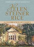 A Celebration of Family by Helen Steiner Rice (2010, Hardcover) Image