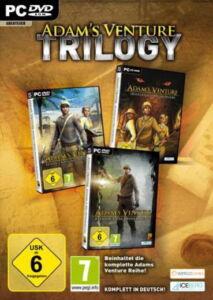 Adam&#039;s Venture Trilogy (PC, 2013, DVD-Box) - <span itemprop='availableAtOrFrom'>Markt St. Martin, Österreich</span> - Adam&#039;s Venture Trilogy (PC, 2013, DVD-Box) - Markt St. Martin, Österreich