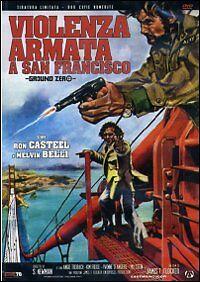 Violenza-armata-a-San-Francisco-1973-DVD-Nuovo-Copia-Numerata-Newman