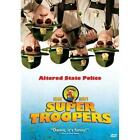 Comedy Super Troopers DVDs without Modified Item