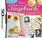 Pocketbook - Mein geheimes Tagebuch (Nintendo DS, 2008)