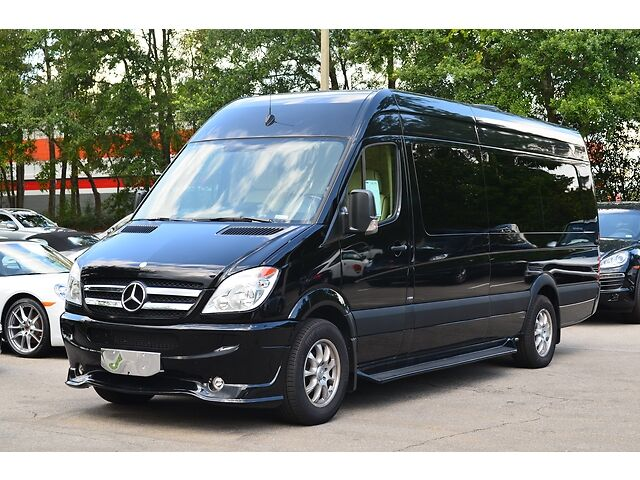 2013 mercedes benz sprinter conversion van ultimate for Mercedes benz sprinter luxury van price