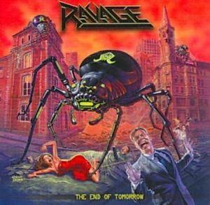 Ravage - End of Tomorrow (2009) cd
