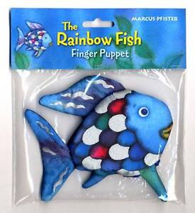 Rainbow Fish Finger Puppet Marcus Pfister - <span itemprop=availableAtOrFrom>Fairford, United Kingdom</span> - Please return with 7 days of receipt. Postage will not be refunded. Item must be in original condition. Most purchases from business sellers are protected by the Consumer Contract Regula - Fairford, United Kingdom