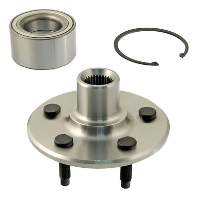 rear wheel bearing assembly ford explorer