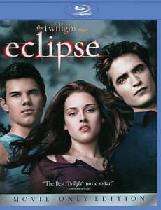 Twilight: Eclipse Blu-ray Kristen Stewart Robert Pattinson