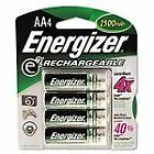 Energizer Rechargeable AA Rechargeable Batteries