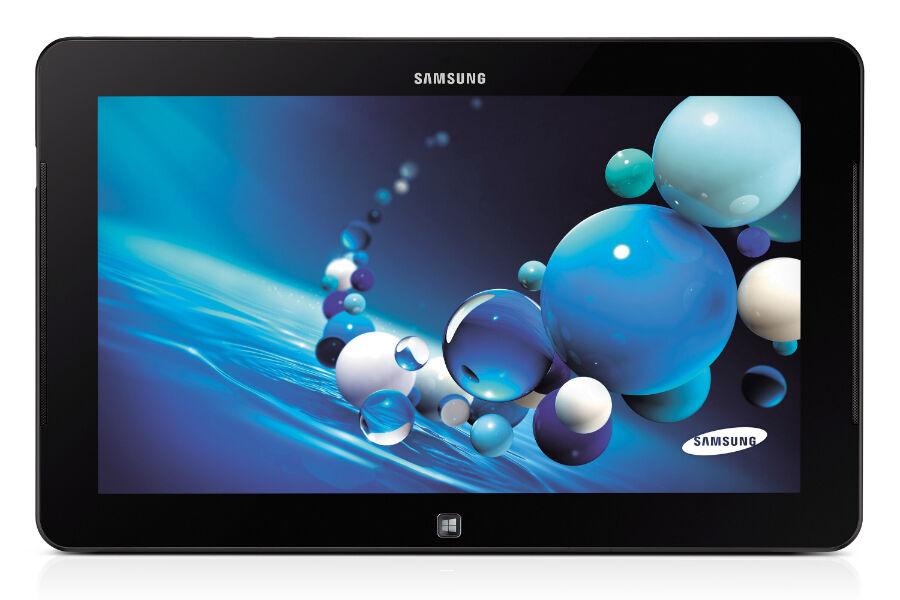 Samsung vs. Apple: Tablet Faceoff