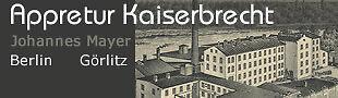 Appretur Kaiserbrecht