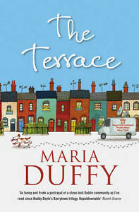 The Terrace, Duffy, Maria, Very Good condition, Book