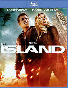The Island (Blu-ray Disc, 2011)