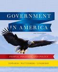 Government in America 9780205806584