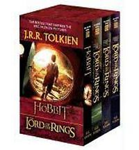 J. R. R. Tolkien 4-Book Boxed Set: the H...