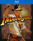 Indiana Jones - The Complete Adventure Collection (Blu-ray Disc, 2012, 5-Disc Set)