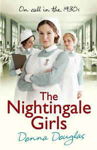 The-Nightingale-Girls-Douglas-Donna-Used-Good-Book