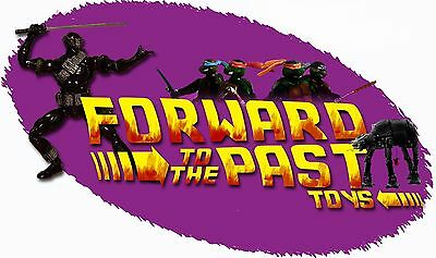 Forward to the Past Toys