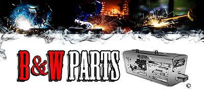 B&W EQUIPMENT PARTS