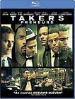 Takers (Blu-ray Disc, 2011, Canadian; French)