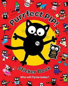 Purrfect Pip! (My Cat Pip), Children's Books, Hachette, New condition, Book