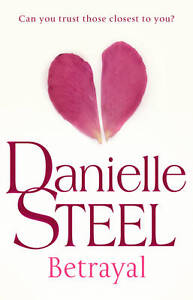 STEEL-DANIELLE-BETRAYAL-B-FORMAT-BOOK-NEW