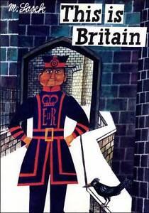 This is Britain, Miroslav Sasek