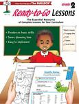 Ready-to-Go Lessons, Scott Lyons (Editor), 1562345176