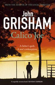 Grisham-John-Calico-Joe-Book