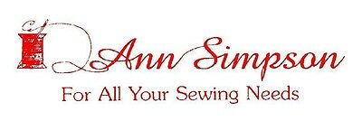Ann Simpson's Sewing Centre