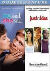 He Said, She Said/ Just a Kiss (DVD, 2008, Canadian)