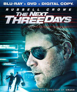 The Next Three Days (Blu-ray/DVD, 2011, ...