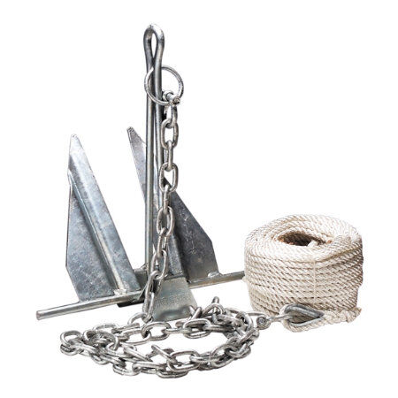 A Boat Anchor and Chain Buying Guide