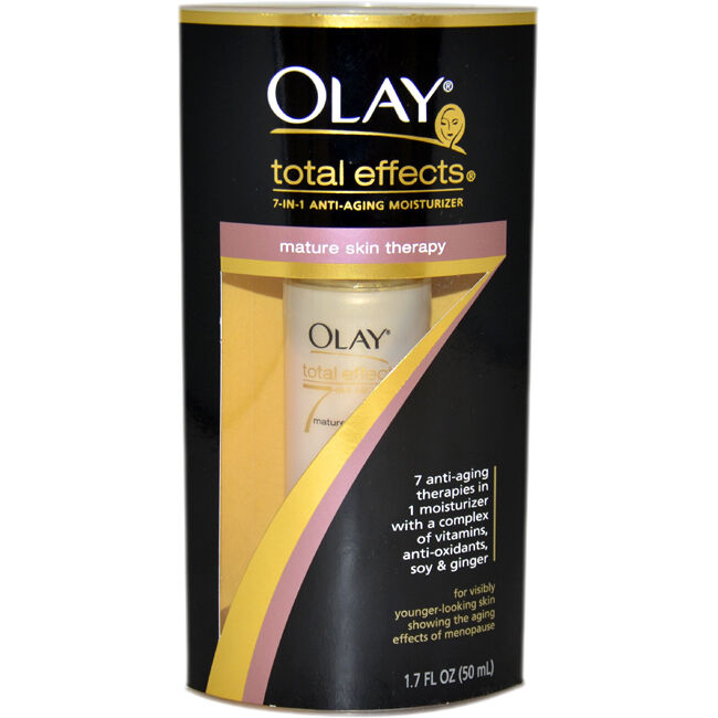 Olay Total Effects Mature Skin Therapy