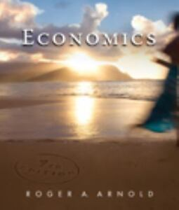 Economics by Roger A. Arnold (2008, Hard...