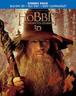 The Hobbit: An Unexpected Journey (Blu-ray/DVD, 2013, 3-Disc Set, Includes Digital Copy; UltraViolet; 2D/3D)