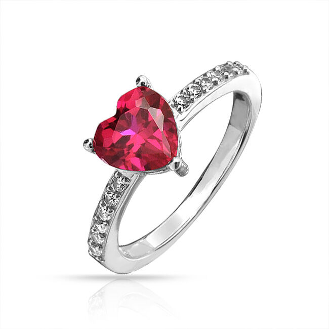 Ruby Engagement Ring Buying Guide