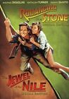 Romancing the Stone/The Jewel of the Nile - Gift Set (DVD, 2006, 2-Disc Set)