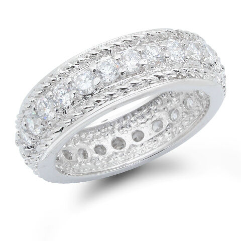 Your Guide to Buying an Eternity Ring
